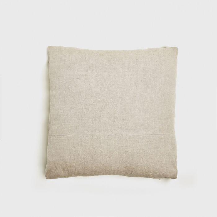 Jenni Kayne Linen Seam Square Pillow