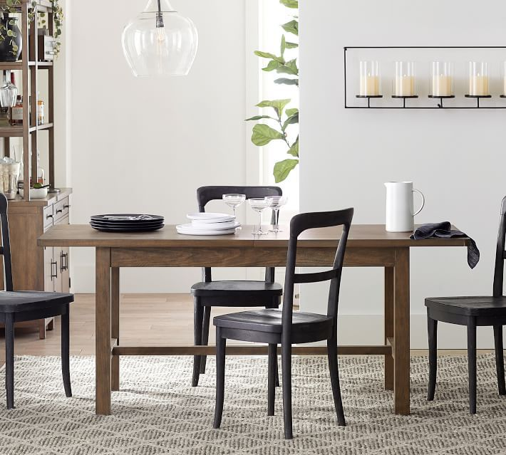 Pottery Barn Matteo Extendable Dining Table