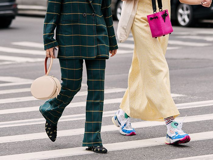 7 podiatrist-approved sneaker trends