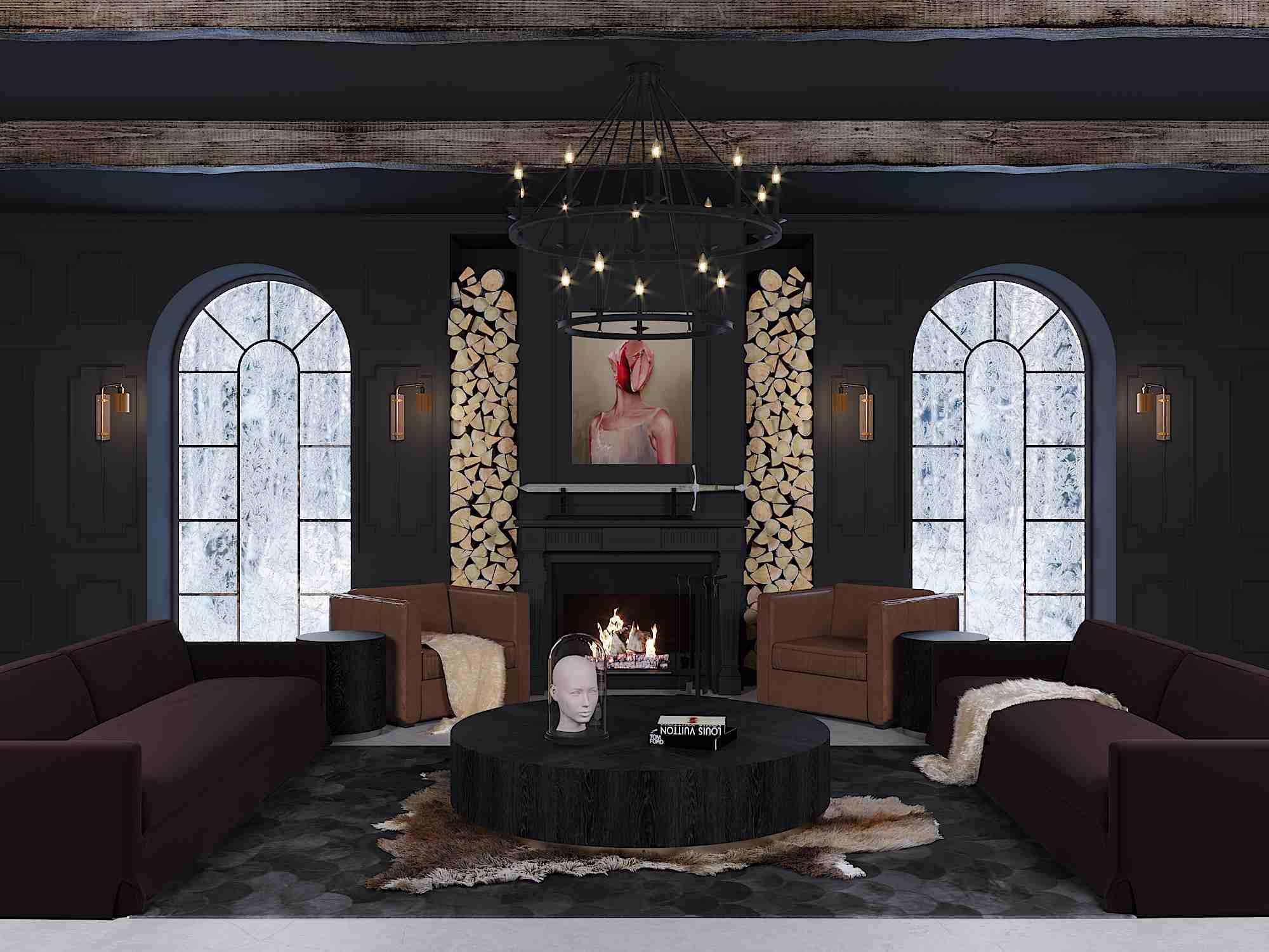 Arya Stark Diseño de interiores