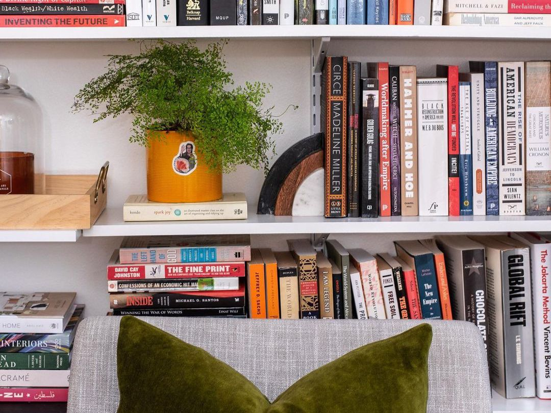 20 Home Library Design Ideas That Bookworms Will Love