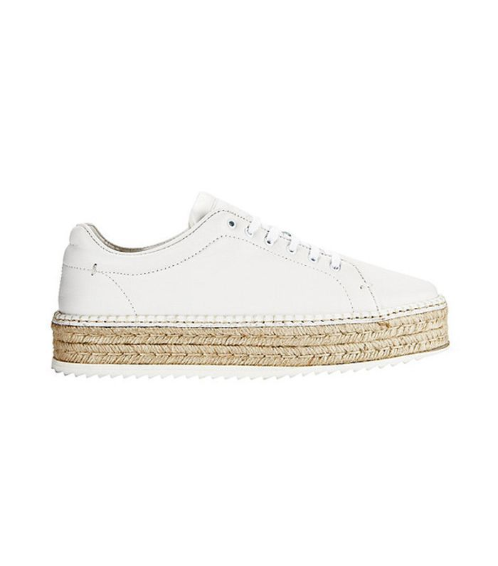 Kent Espadrille Platform Sneakers