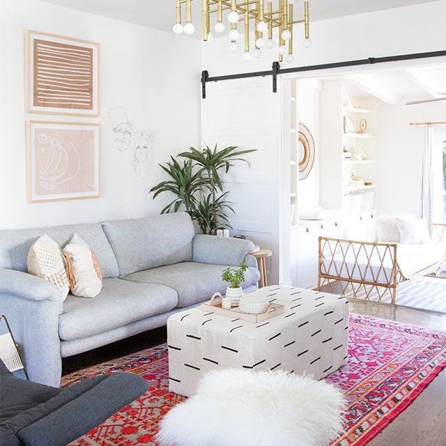 10 Cute Living Rooms That Will Inspire You to Redecorate