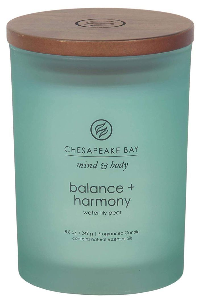 Best Candles on Amazon Chesapeake Bay Candle Mind & Body Scented Candle