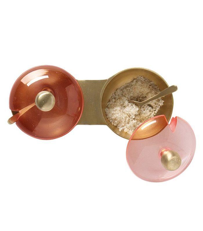 Kip & Co Pink Spice Dish