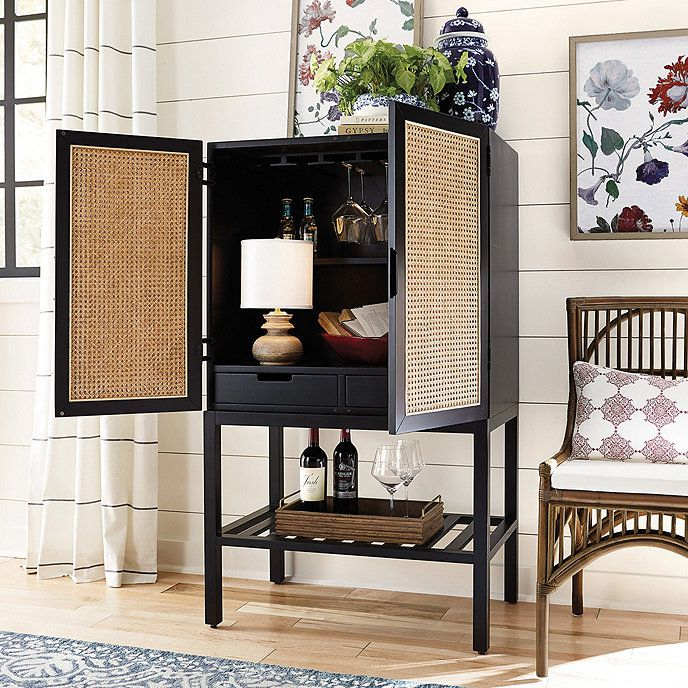 Ballard Designs Astrid Bar Cabinet
