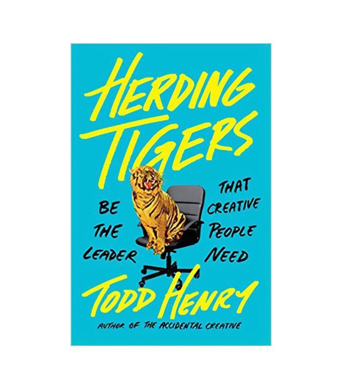 Todd Henry Herding Tigers
