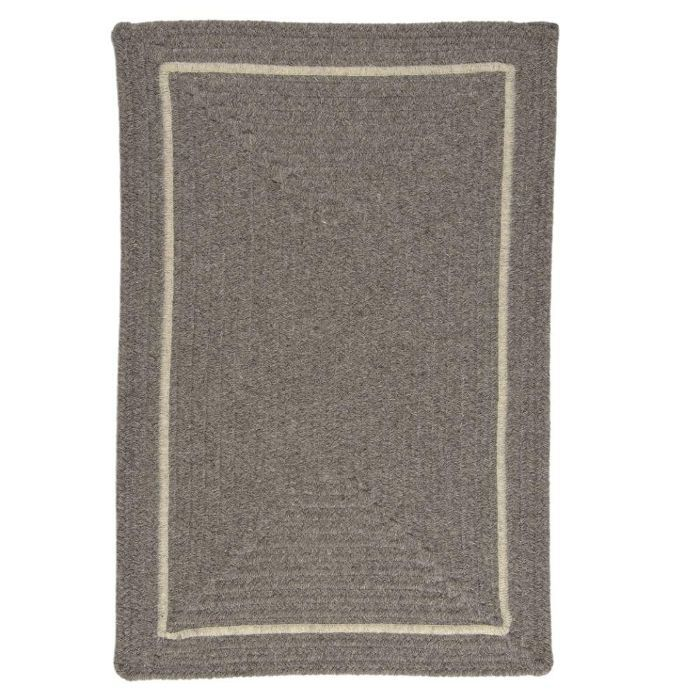 Home Decorators Collection Natural Grey Rectangle Braided Area Rug