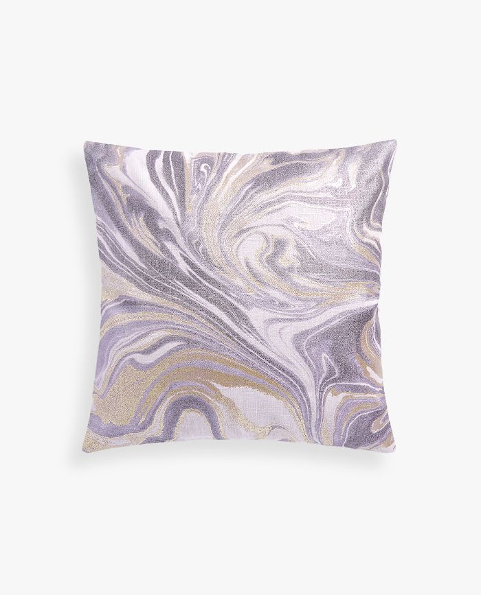 Zara Home Marble Pillow Cover