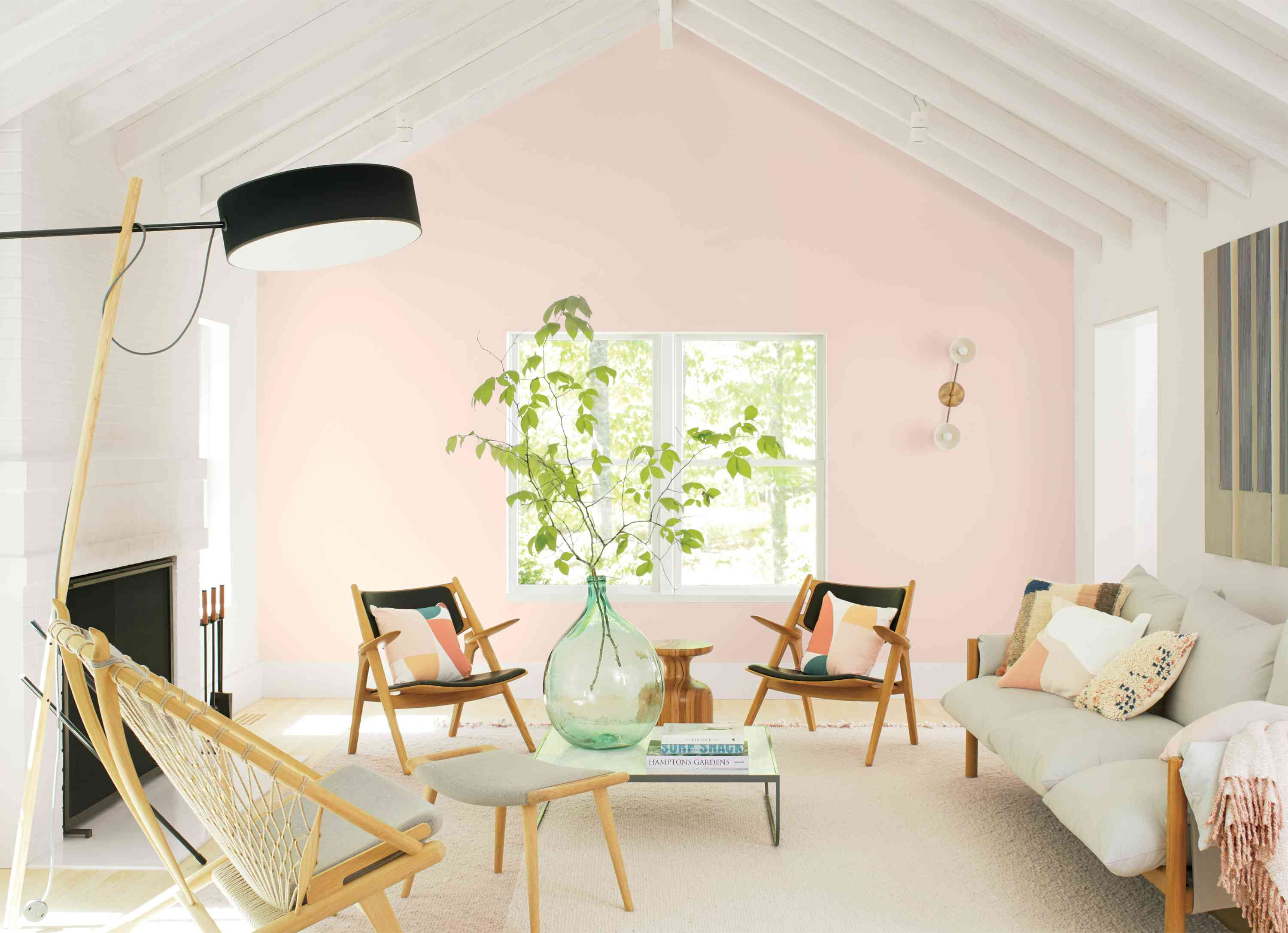 Benjamin Moore's 2020 Color of the Year is a Fresh Take on Millennial Pink