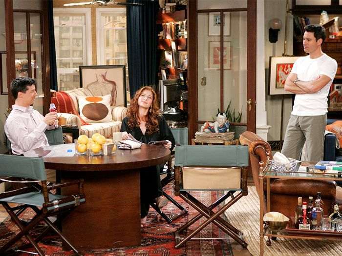 Will and Grace Revival — Apartment Décor