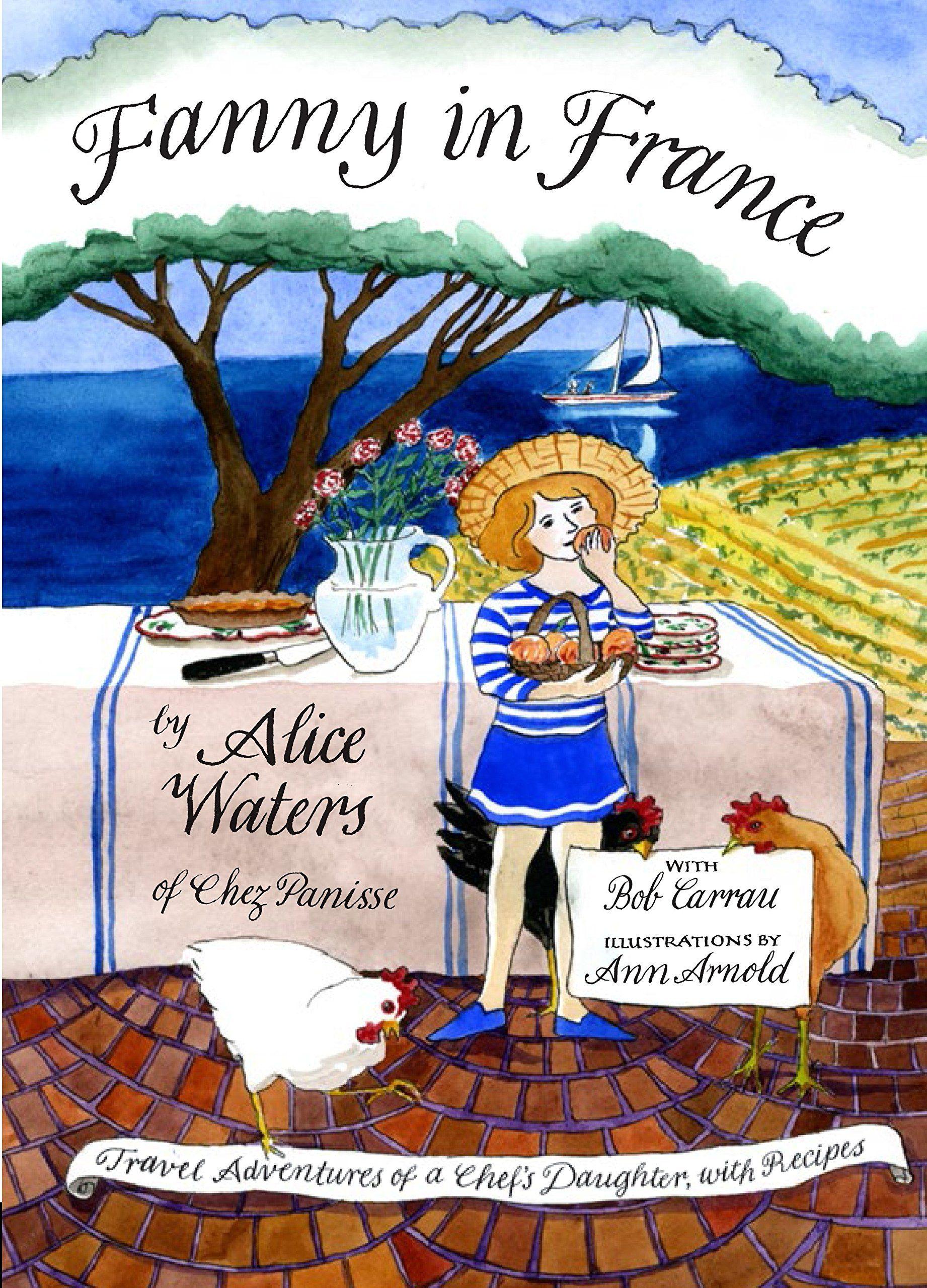 Fanny in France—Best Kids' Cookbooks