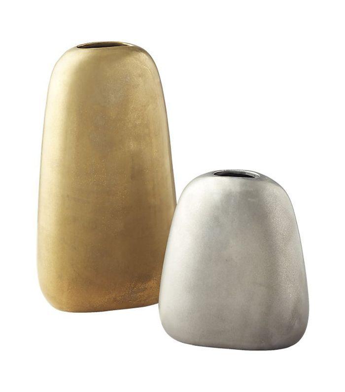 CB2 Ellipse Vases