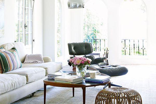 Inside Supermodel Erin Wasson S Art Filled California Home