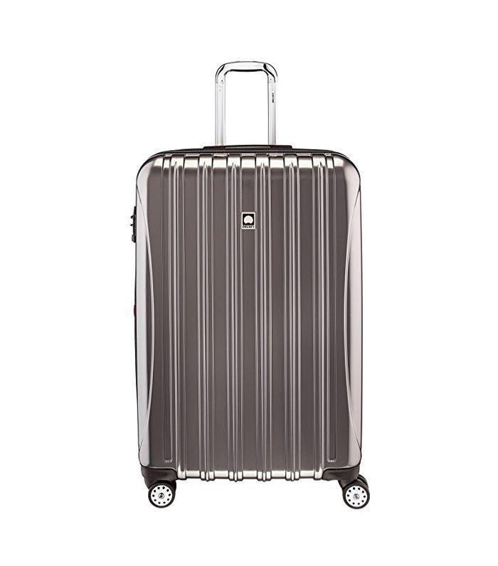Delsey Paris Helium Expandable Spinner Trolley