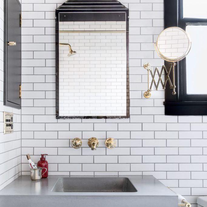 Baños de Katie Martinez Design