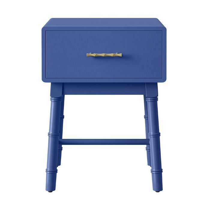 Target Oslari Painted Accent Table Blue