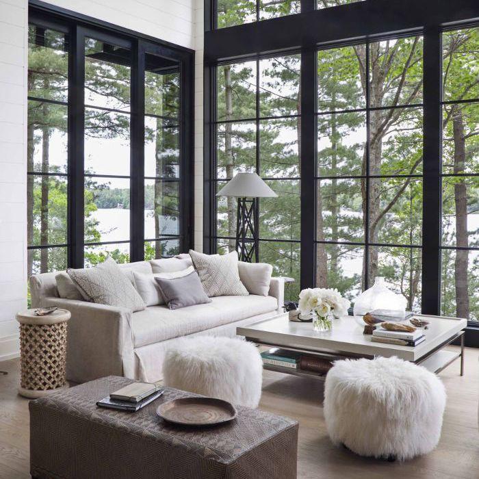 Interior Designers Of Canada: Tour An Interior Designer's Stunning Canadian Cabin Oasis