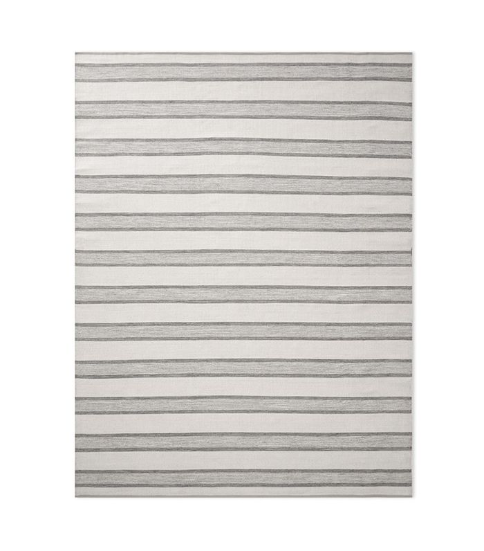 Perennials Awning Stripe Indoor/Outdoor Rug