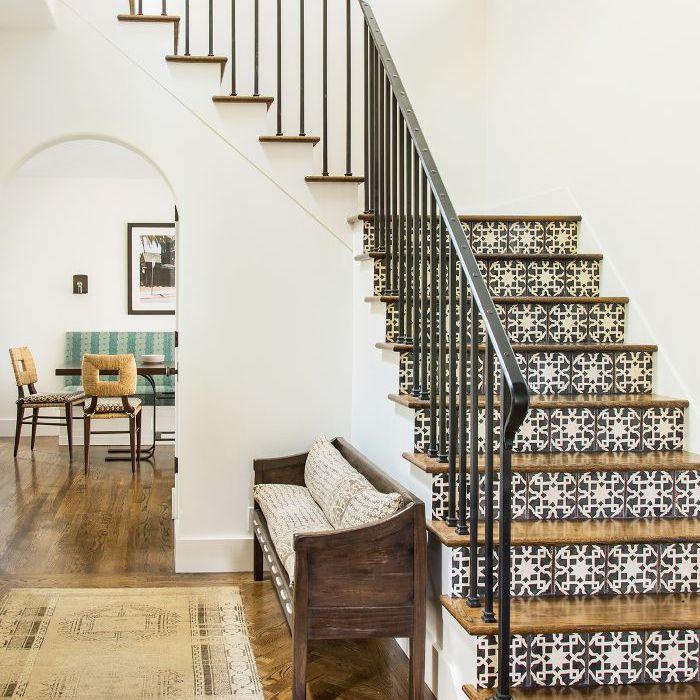 ideas de entrada: bungalow español