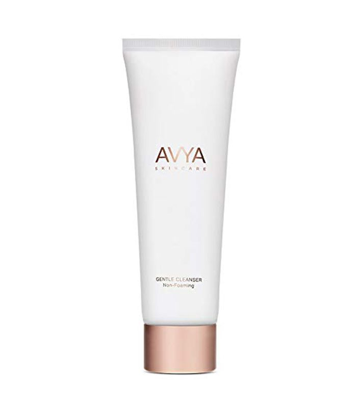 AVYA Skincare Gentle Cleanser Best skincare products for 40 year olds