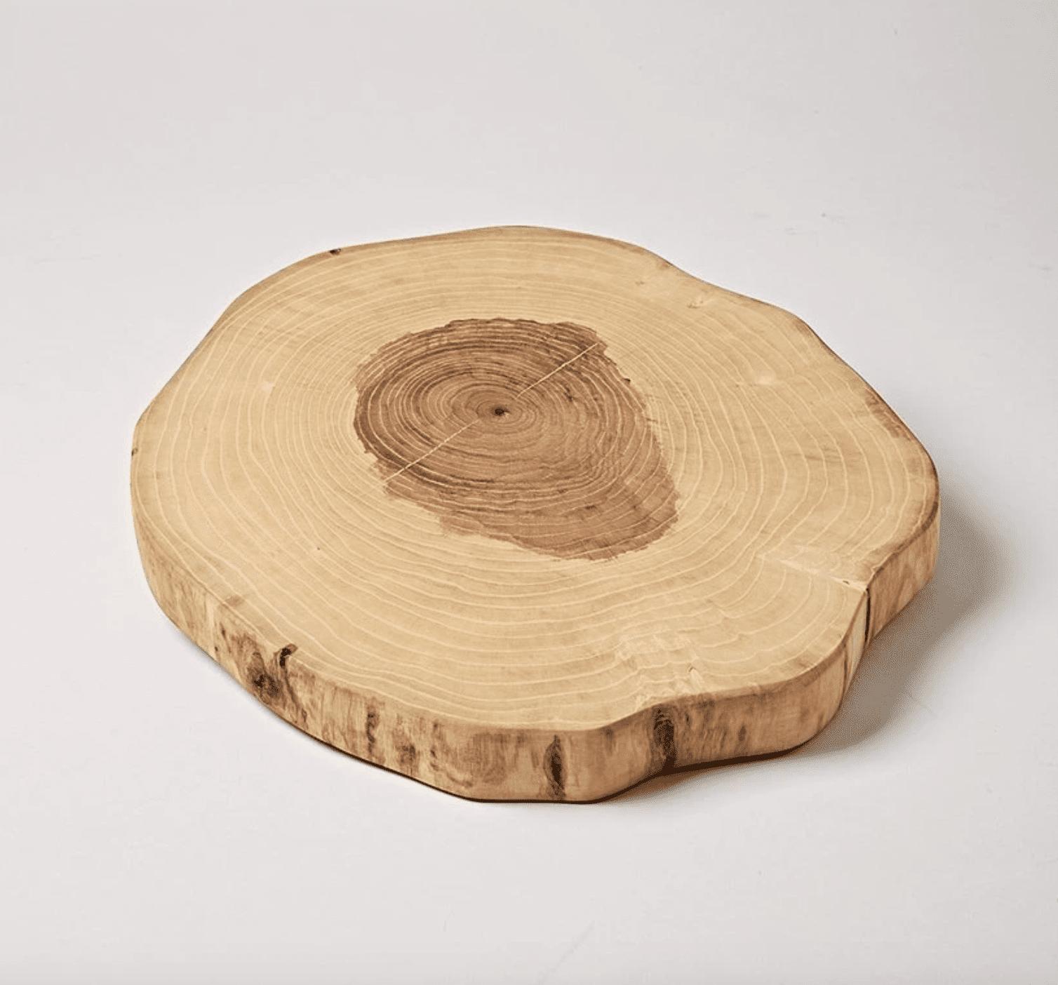 Ryland Farmhouse Pottery Wood Slice