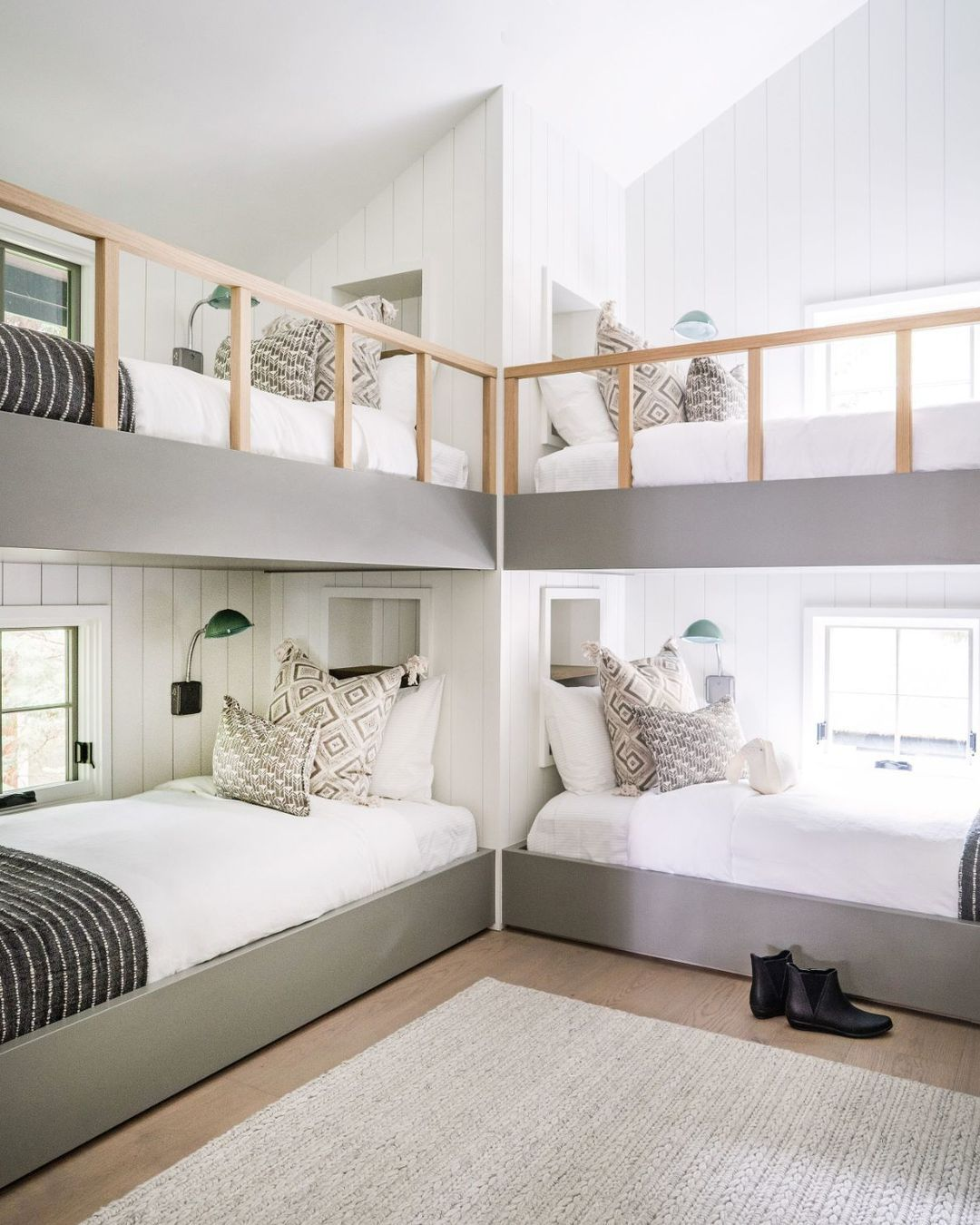 20 Chic Bunk Bed Ideas To Help Maximize Your Space