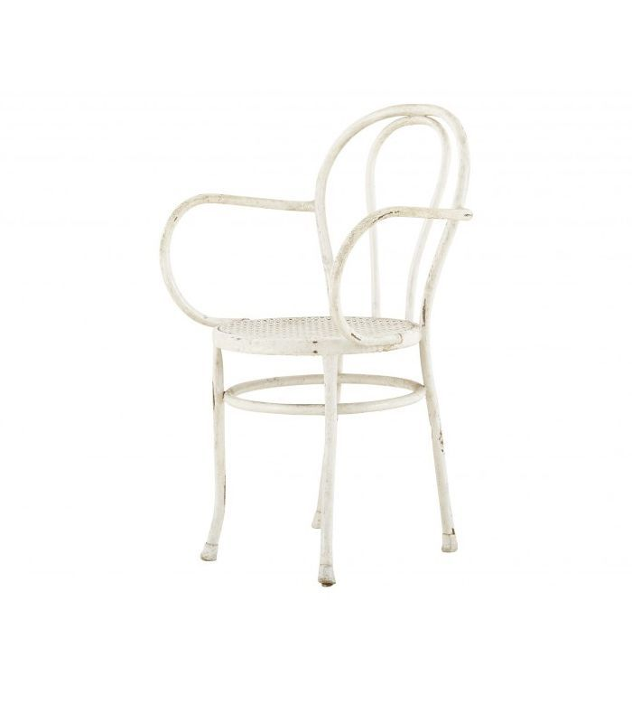 Jayson Home Vintage Metal Bistro Chair
