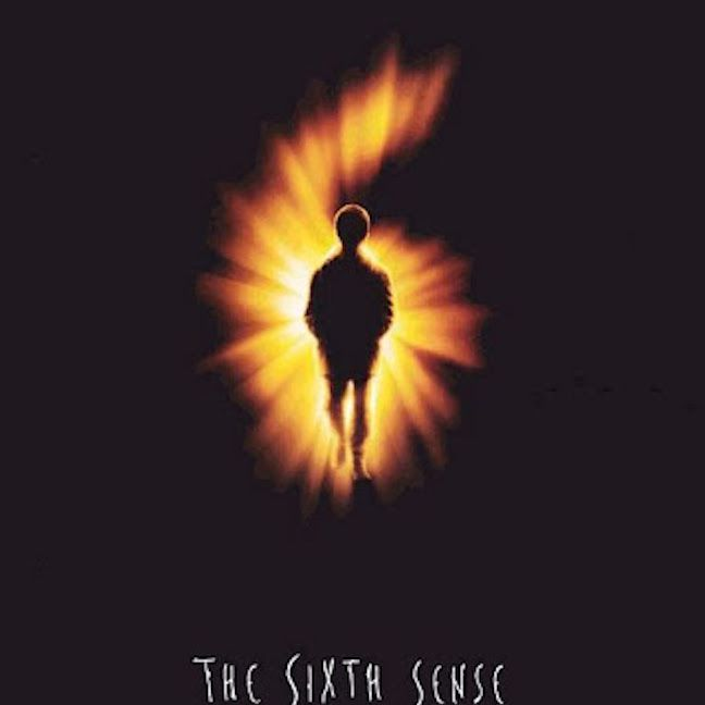 The Sixth Sense movie poster.