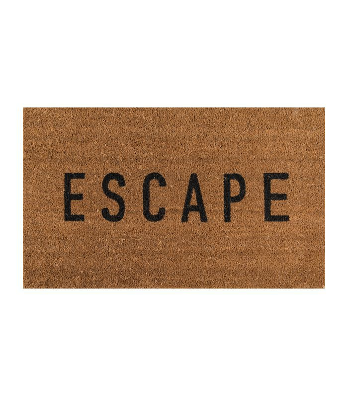 Novogratz Escape Doormat