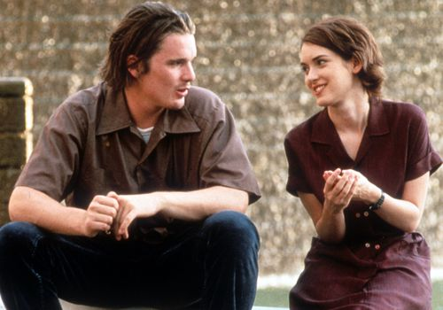 Reality Bites—Winona Ryder and Ethan Hawke