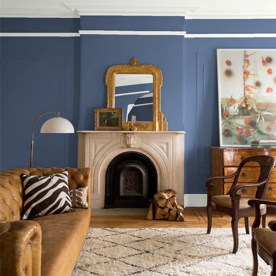 Benjamine Moore - Kensington Blue