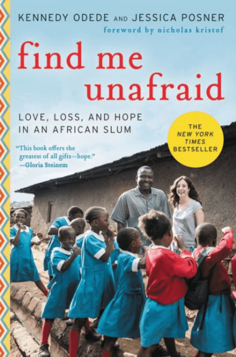 Cover of the book Find Me Unafraid