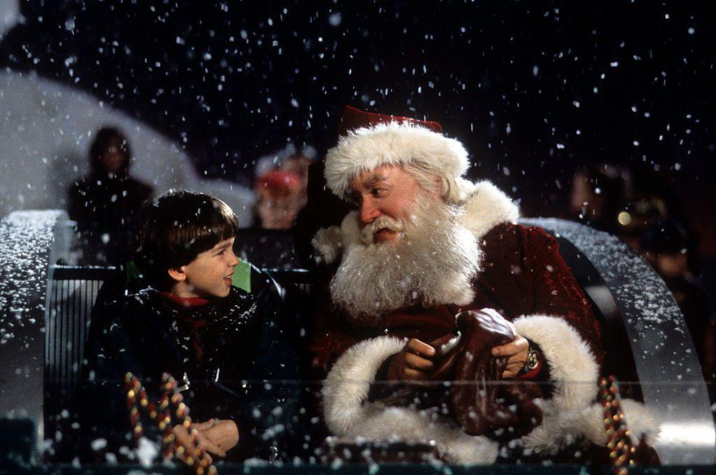 the santa clause still