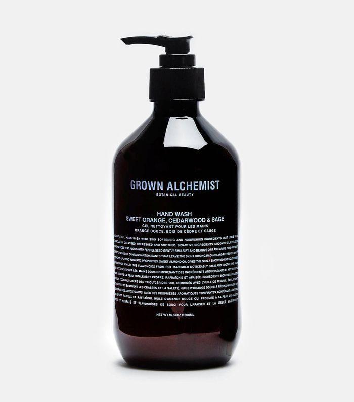 Grown Alchemist Sweet Orange/Cedarwood/Sage Hand Wash