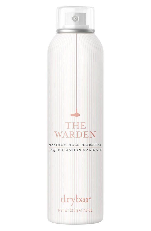 'The Warden' Maximum Hold Hairspray