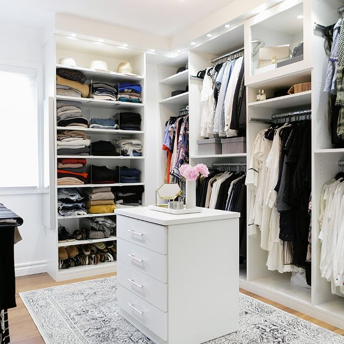 Walk In Closet Ideas And Tips From A