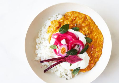 Simple Fall Recipes — Daal