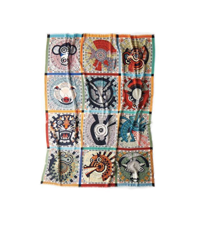 Missoni Home Oroscopo Throw Blanket