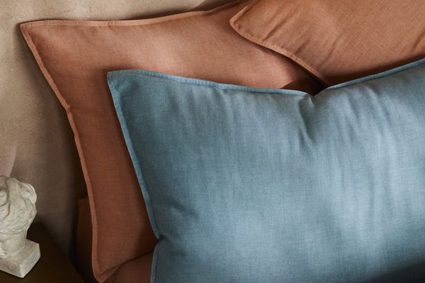 Heathered Cashmere Sheets