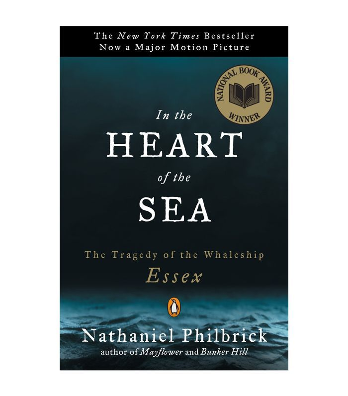 In the Heart of the Sea: The Tragedy of the Whaleship Essex best Adventure Books