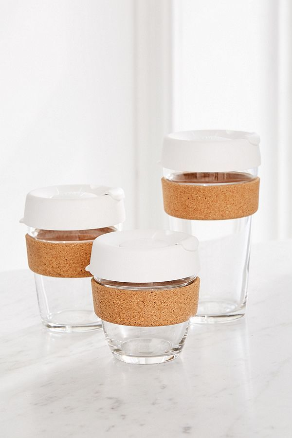 Cork Brew Travel Coffee Mug