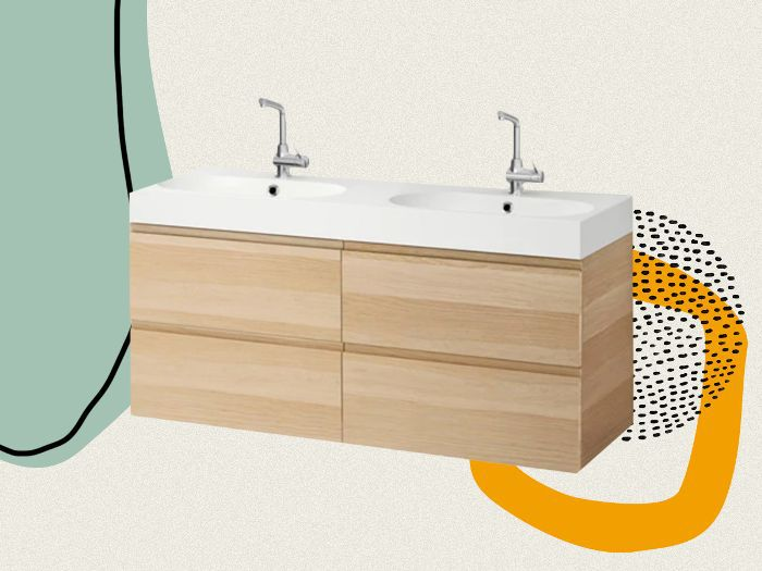 The 10 Best Ikea Bathroom Vanities To Buy For Organization