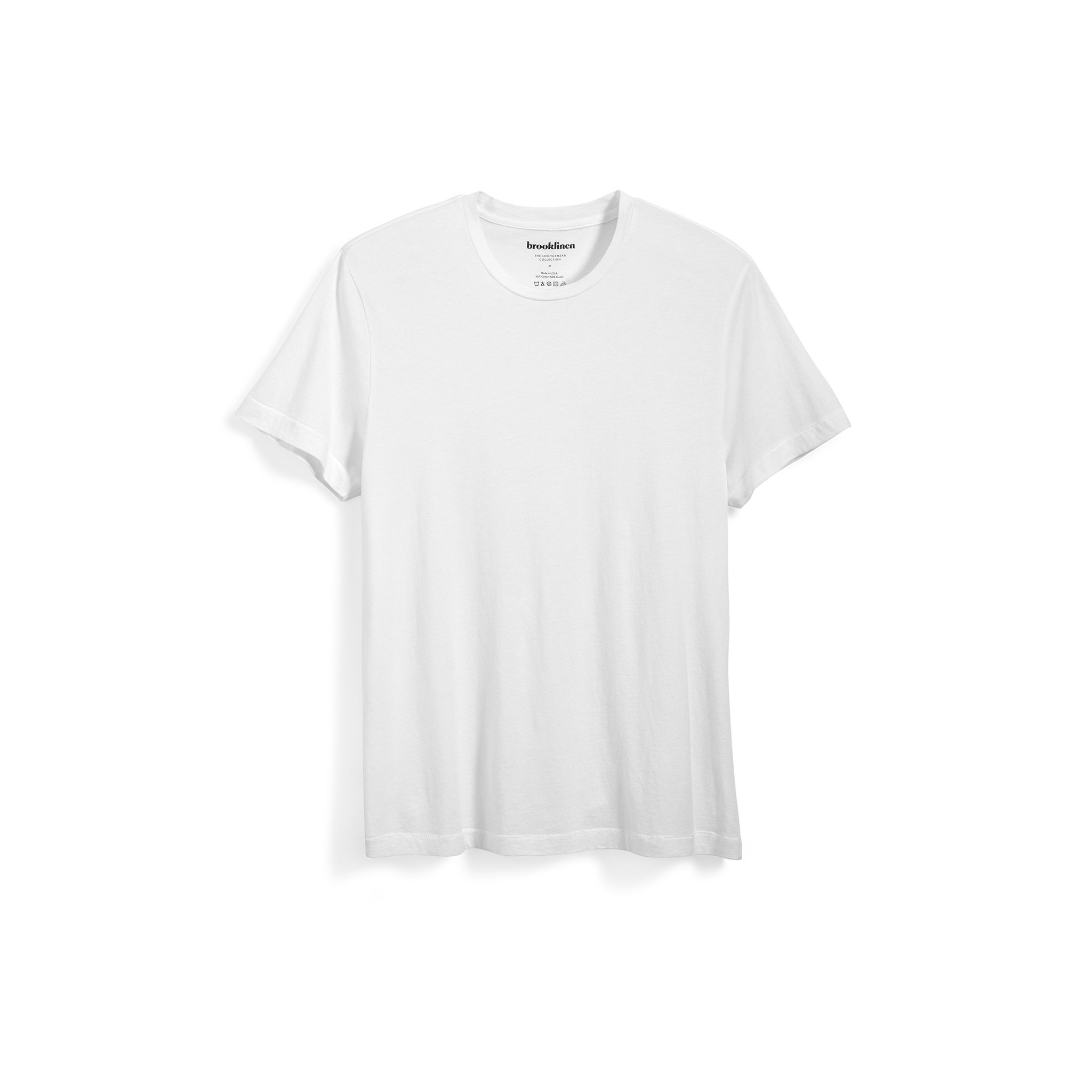 The Prospect Tee in White
