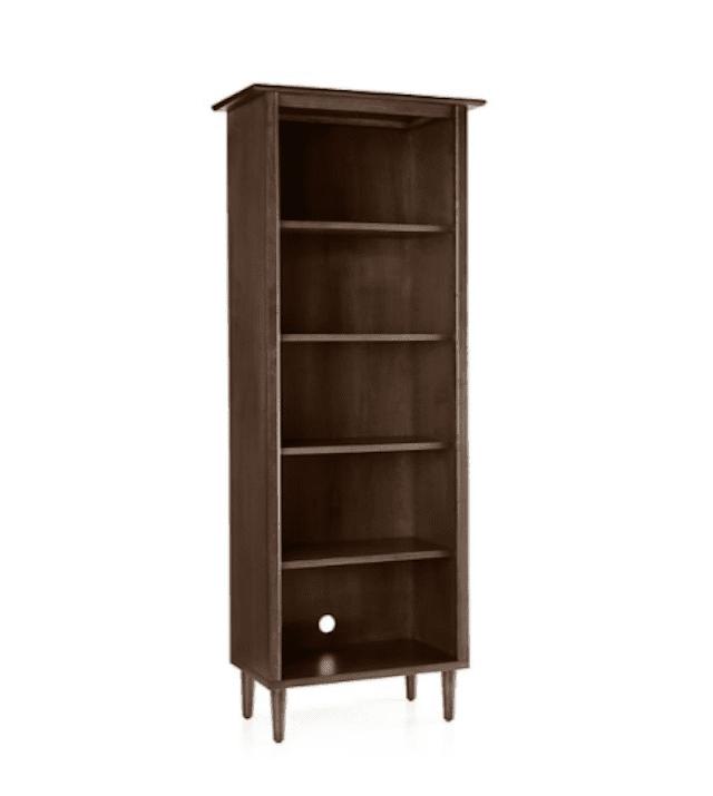 Kendall Cocoa Bookcase