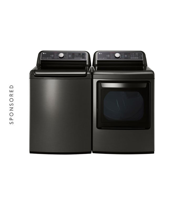 Lg 5 2 Cu Ft Mega Capacity Top Load Washer With Turbowash Technology 943