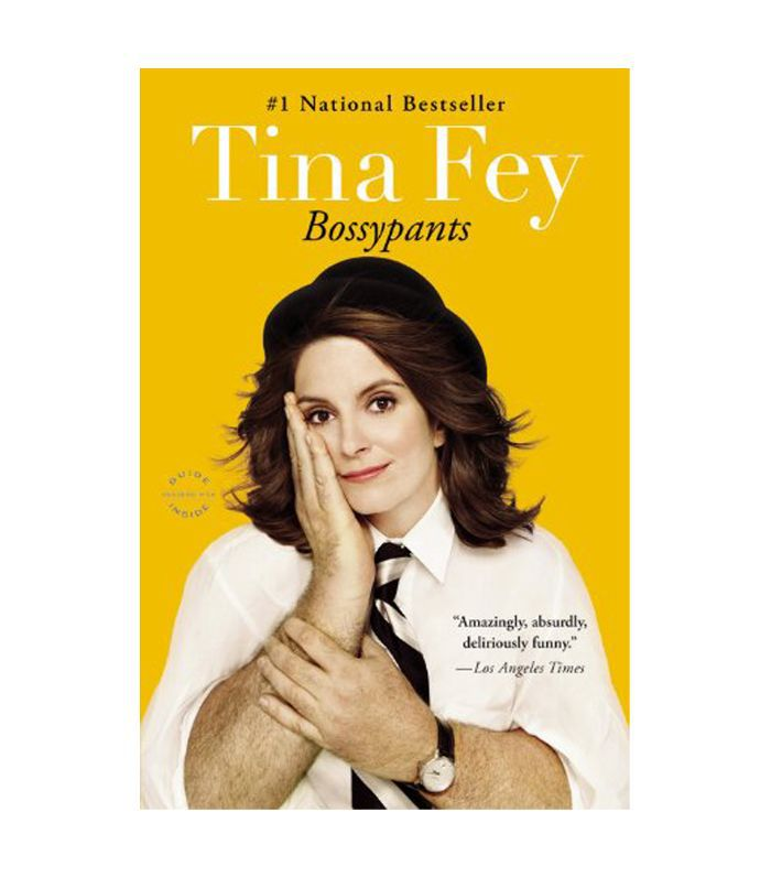 Tina Fey Bossypants Smile Lines