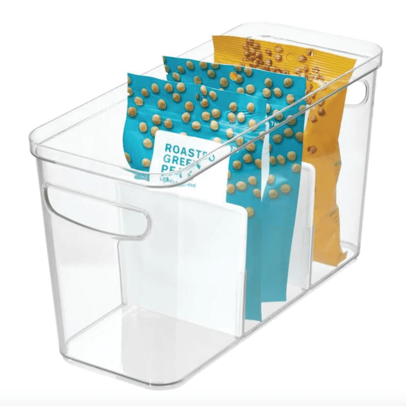 14-in x 6-in Plastic Multi-use Insert Drawer Organizer