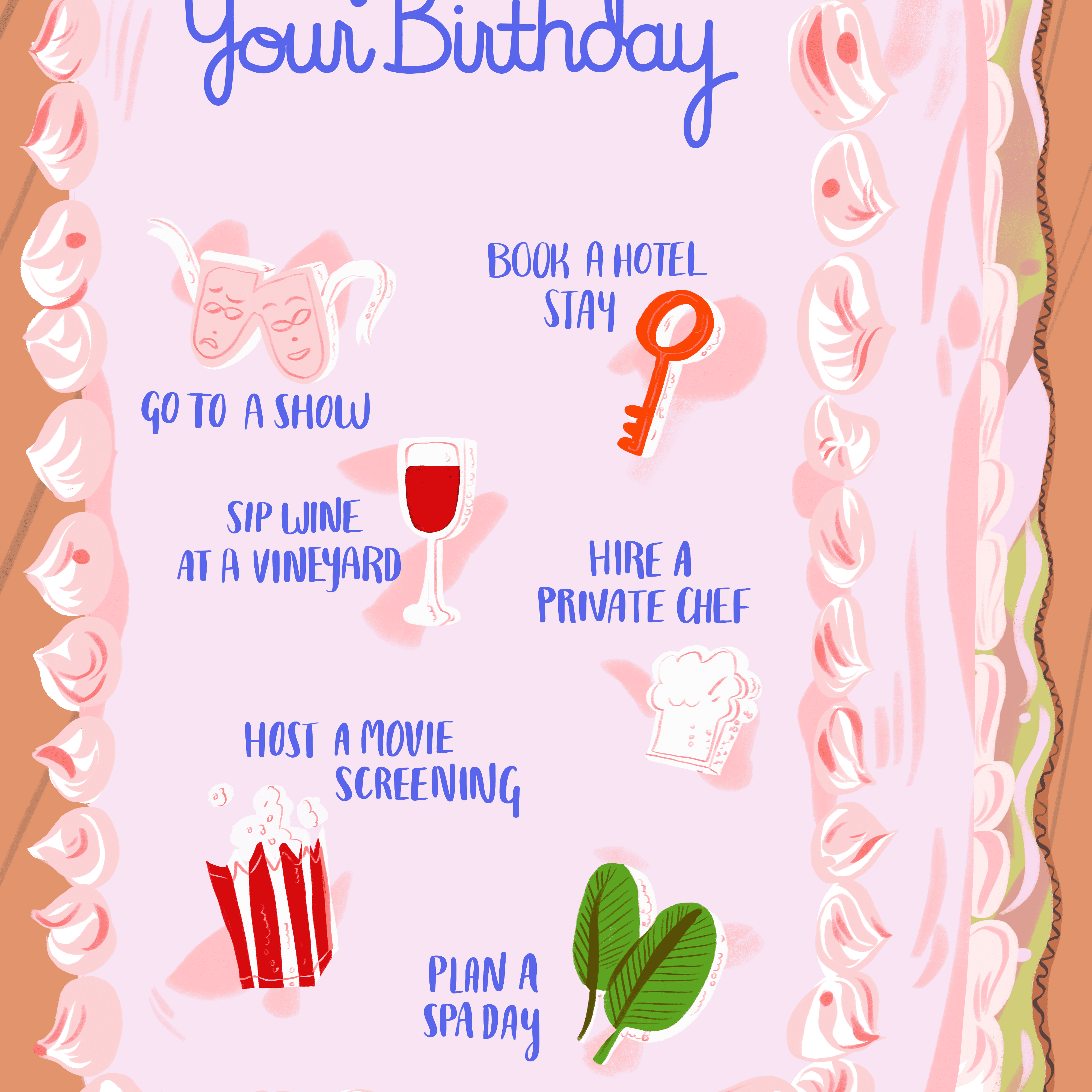 17 Things To Do On Your Birthday When You're Out Of Ideas