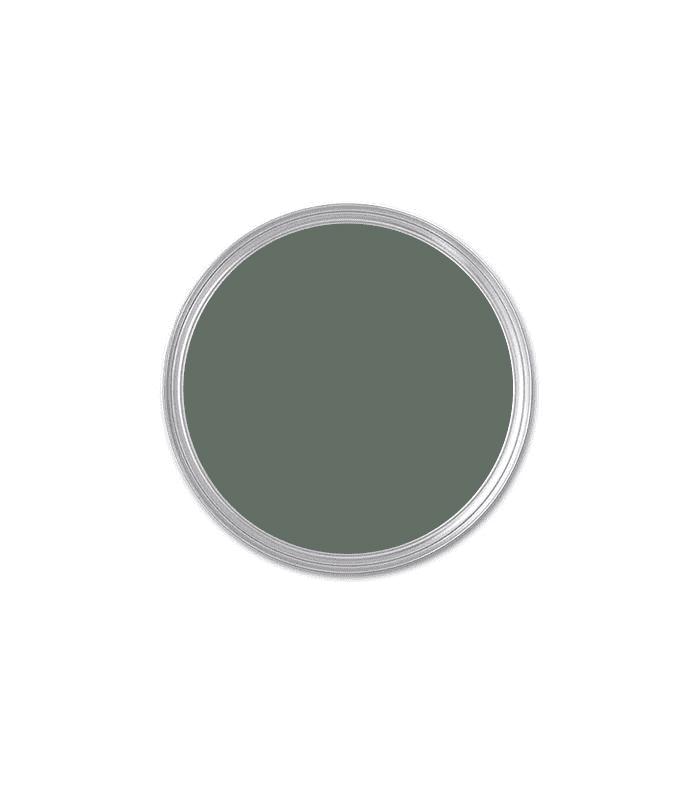 Farrow and Ball's Green Smoke paint